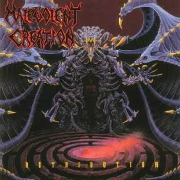 Malevolent Creation - Retribution (1992) lossless + mp3