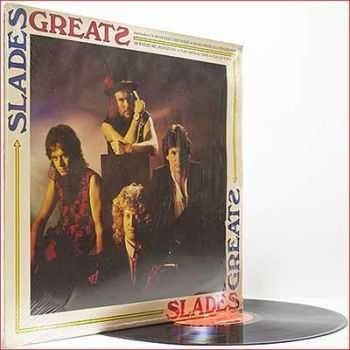 Slade - Slades Greats (1984) (Vinyl)