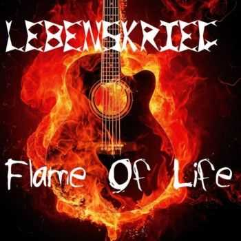 LebensKrieg - Flame of Life (2015)