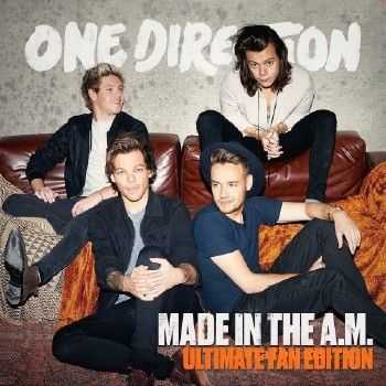 One Direction - Made in The A.M. [Delux Edition] (2015)