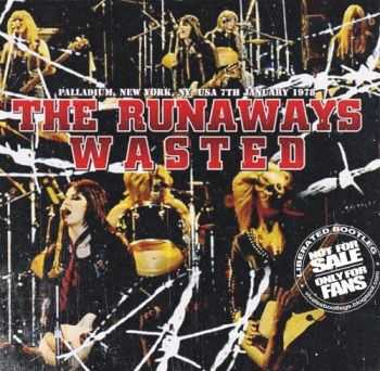 The Runaways - Wasted (1978)