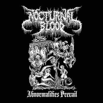 Nocturnal Blood - Abnormalities Prevail (2015)