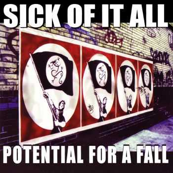 Sick Of It All - Potential For A Fall (EP) (1999)
