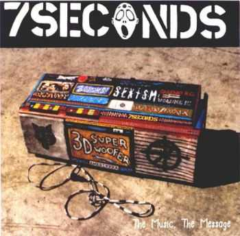 7Seconds - The Music, The Message (1995)