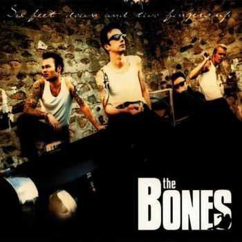 The Bones - Six Feet Down And Two Fingers Up (EP) (2004)