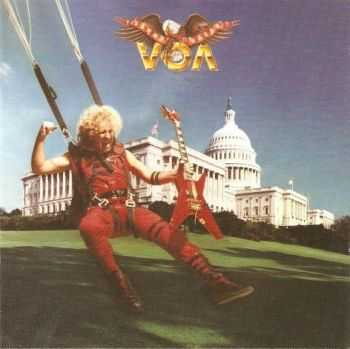 Sammy Hagar - VOA (1984) (LOSSLESS)