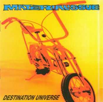 Material Issue - Destination Universe (1992)