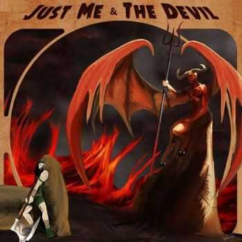 Just Me & The Devil - Woandering (2015)