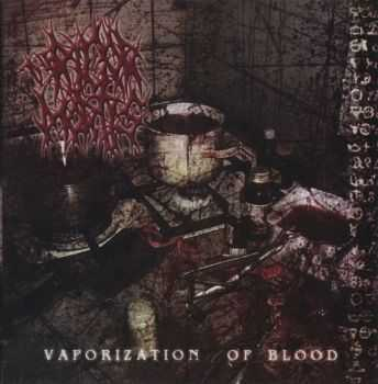 The Rigor Mortis - Vaporization Of Blood (2010) (LOSSLESS)