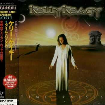 Kelly Keagy - Time Passes 2001 (Japanese Edition MICP-10232)