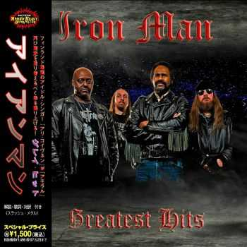Iron Man - Greatest Hits (Japanese Edition) (2015)