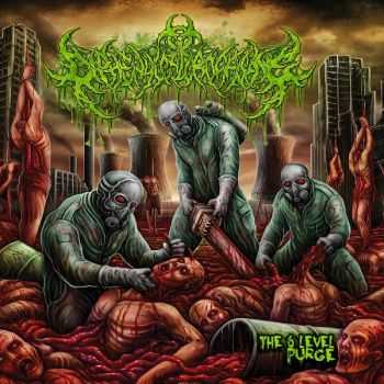 Diphenylchloroarsine - The 6 Level Purge: Extinction Of Inferior Beings [EP] (2015)