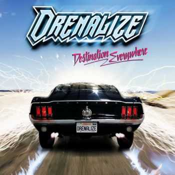 Drenalize - Destination Everywhere (2015)