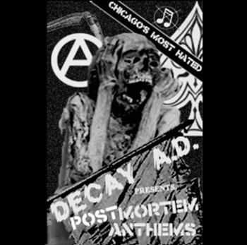 Decay After Death - Postmortem Anthems (The Lost Recordings) (2015)