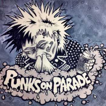 The Punks On Parade - s-t (2015)