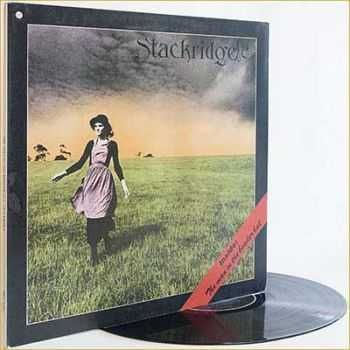 Stackridge - The Man In The Bowler Hat (1974) (Vinyl)