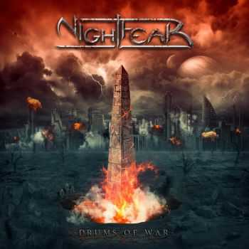 NightFear - Drums Of War (2015)