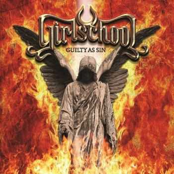 Girlschool - Guilty As Sin (Limited Edition) (2015)