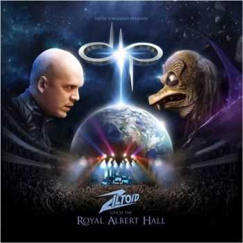 Devin Townsend - Ziltoid: Live At The Royal Albert Hall (2015)