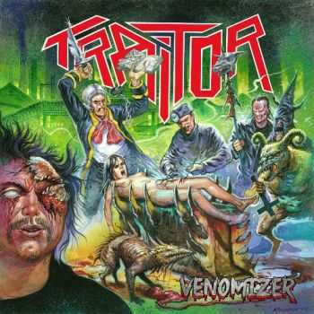 Traitor - Venomizer (2015)