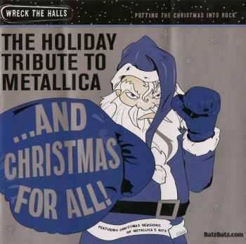 Santa Claws and The Naughty But Nice Orchestra - The Holiday Tribute To Metallica (2007)