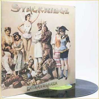 Stackridge - Extravaganza (1974) (Vinyl)