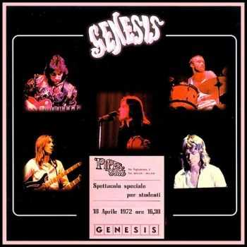 Genesis - Long Ago In The Rome Hills (Live) (1972)