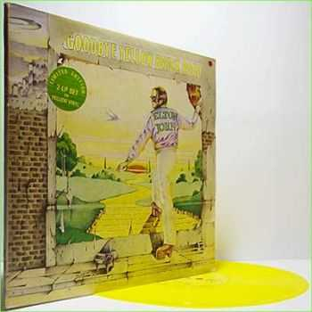 Elton John - Goodbye Yellow Brick Road (1973) (Yellow Vinyl 2LP)