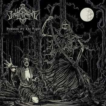 Death Temple - Dominion Of The Night (2015)