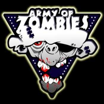 Bloodsucking Zombies From Outer Space - Army Of Zombies (EP) (2005)