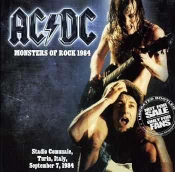 ACDC - Monsters Of Rock (1984) Lossless