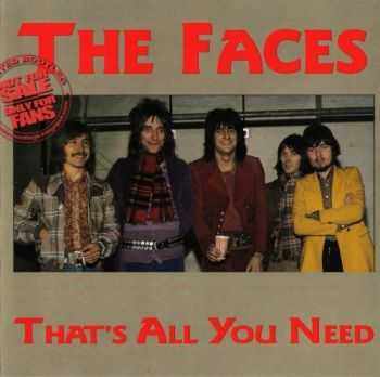 The Faces - That's All You Need (1973) Lossless