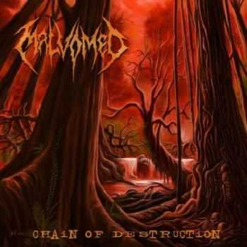 Malvomed - Chain of Destruction (2015)