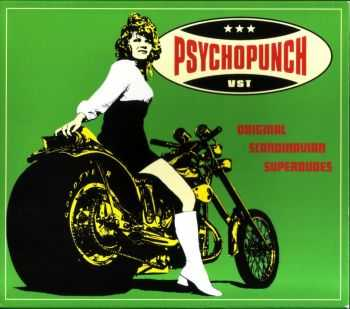 Psychopunch - Original Scandinavian Superdudes (2001)