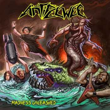 Antipeewee - Madness Unleashed (2015)