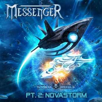 Messenger - Starwolf - Pt. II Novastorm (Limited Edition) (2015)