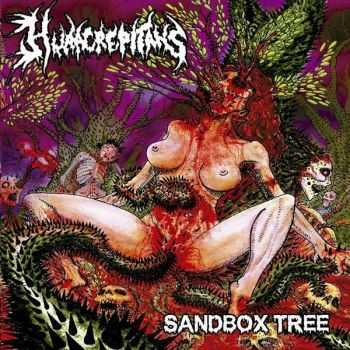 Hura Crepitans - Sandbox Tree (2015) (LOSSLESS)