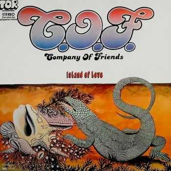 Company Of Friends - Island Of Love (1978)