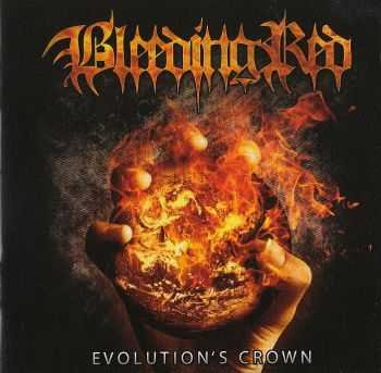 Bleeding Red - Evolution's Crown (2012) lossless + mp3