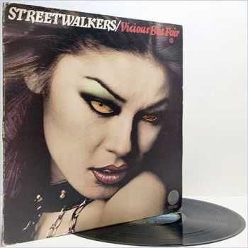 Streetwalkers - Vicious But Fair (1977) (Vinyl)