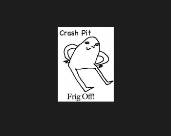Crash Pit - Frig Off! [ep] (2015)