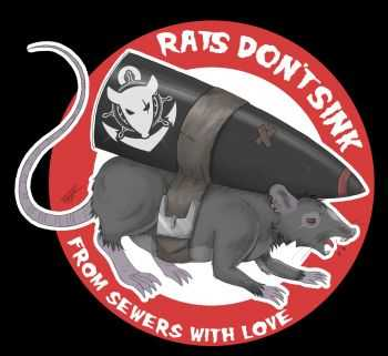 Rats Don't Sink - From Sewers With Love [ep] (2015)