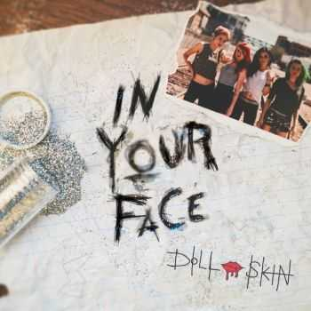 Doll Skin - In Your Face (EP) (2015)