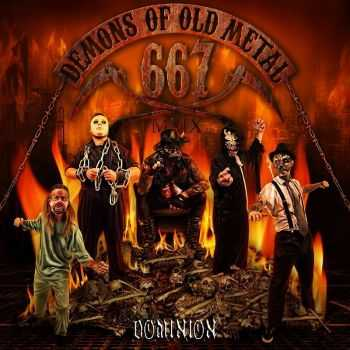 Demons Of Old Metal - Dominion (2015)