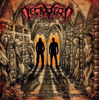 Necrogod - The Inexorable Death Reign (ep 2015)