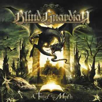 Blind Guardian - A Twist In The Myth (2006) (Japan, VICP-63458) Mp3+Lossless