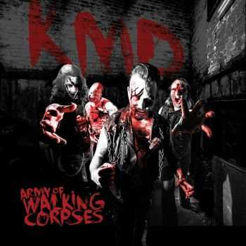 Army of Walking Corpses - K.M.D. [EP] (2014)