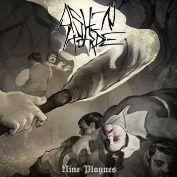 Ashen Horde - Nine Plagues (2015)