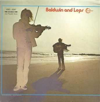 Baldwin And Leps - Baldwin And Leps 1971 (Reissue)