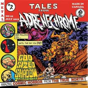 Adrenechrome - Tales From Adrenechrome (2015)